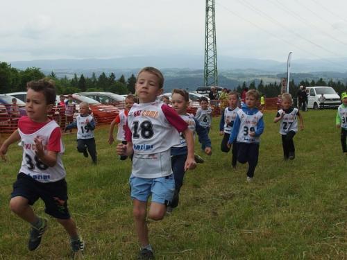 Přespolní běh žáci